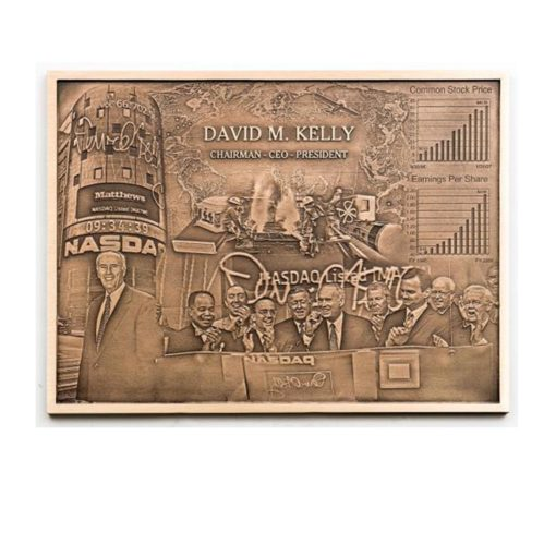 Bronze Plaques - Memorial Plaque