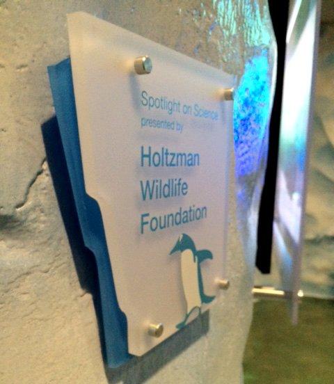 Detroit Zoo Polk Penguin Conservation Center