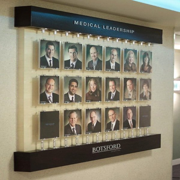 Medical Recognition Display